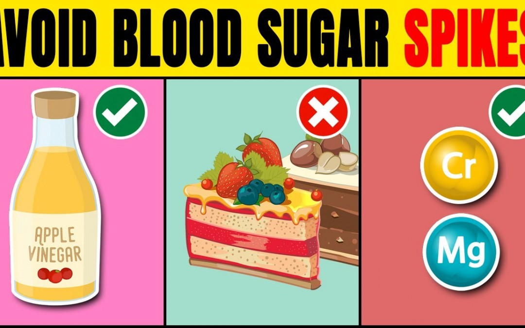 10 Things to Do to Avoid Blood Sugar Spikes