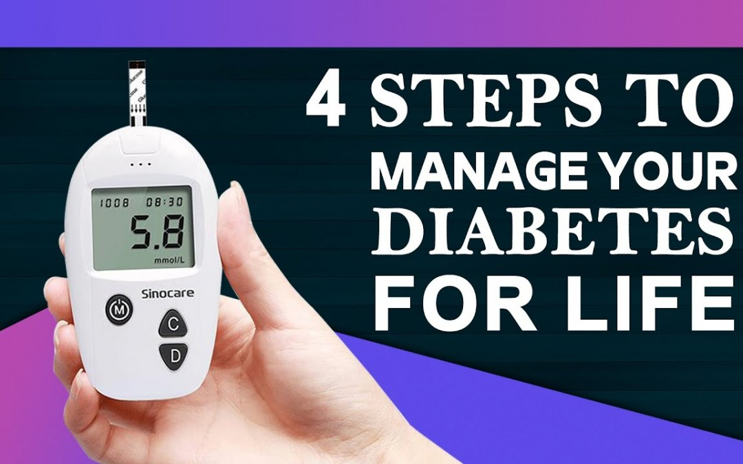 4 Steps to Manage Your Diabetes for Life   Health and Beauty