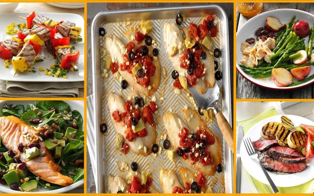 80 Healthy Dinner Ideas for Diabetics