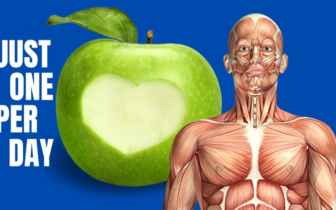 APPLE BENEFITS – 9 Reasons to Start Eating One Apple Every Day!