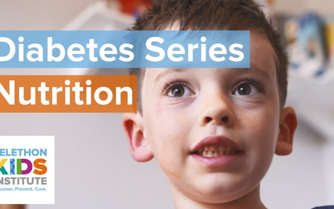 Charlie's Diabetes Story: Food & Nutrition