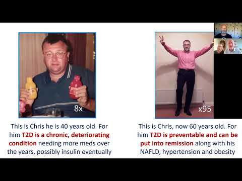 Fixing Obesity and Chronic Disease – with Dr. David & Jen Unwin!