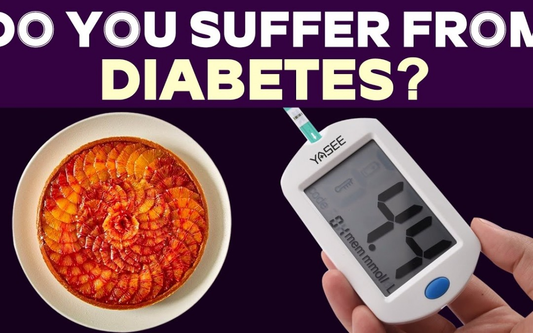 For Those Who Suffer From Diabetes