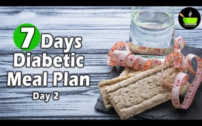 Full Day Diabetic Meal Plan | Healthy Indian Diet Plan For Diabetes | Diabetic Diet Plan – Vol 2