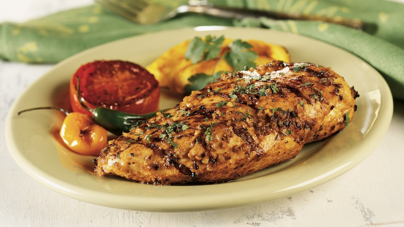 Grilled Chicken Adobo – Diabetes Self-Management