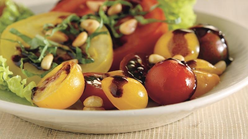 Heirloom Tomato Salad – Diabetes Self-Management