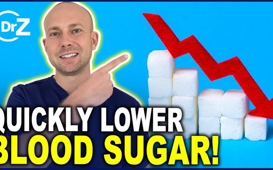 How To Bring Blood Sugar Down Quickly ( In 2 Hours or Less)