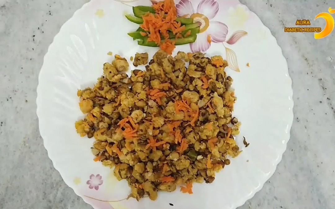 Oats Mothbeans Upma|Oats Recipes|Diabetic Recipes|Healthy Diet|Healthy breakfast recipes|Simple Diet
