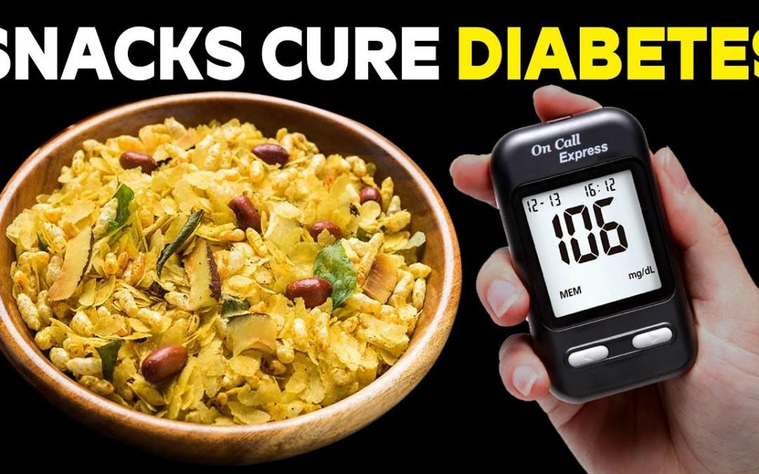 Snacks Cure Diabetes