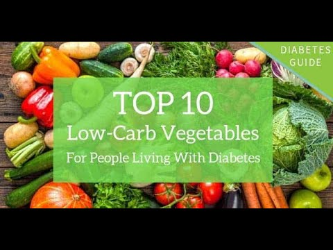 The 10 Best Foods to Control Diabetes