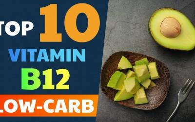 TOP 10 VITAMIN B12 FOODS | CARNIVORE DIET | KETOGENIC DIET