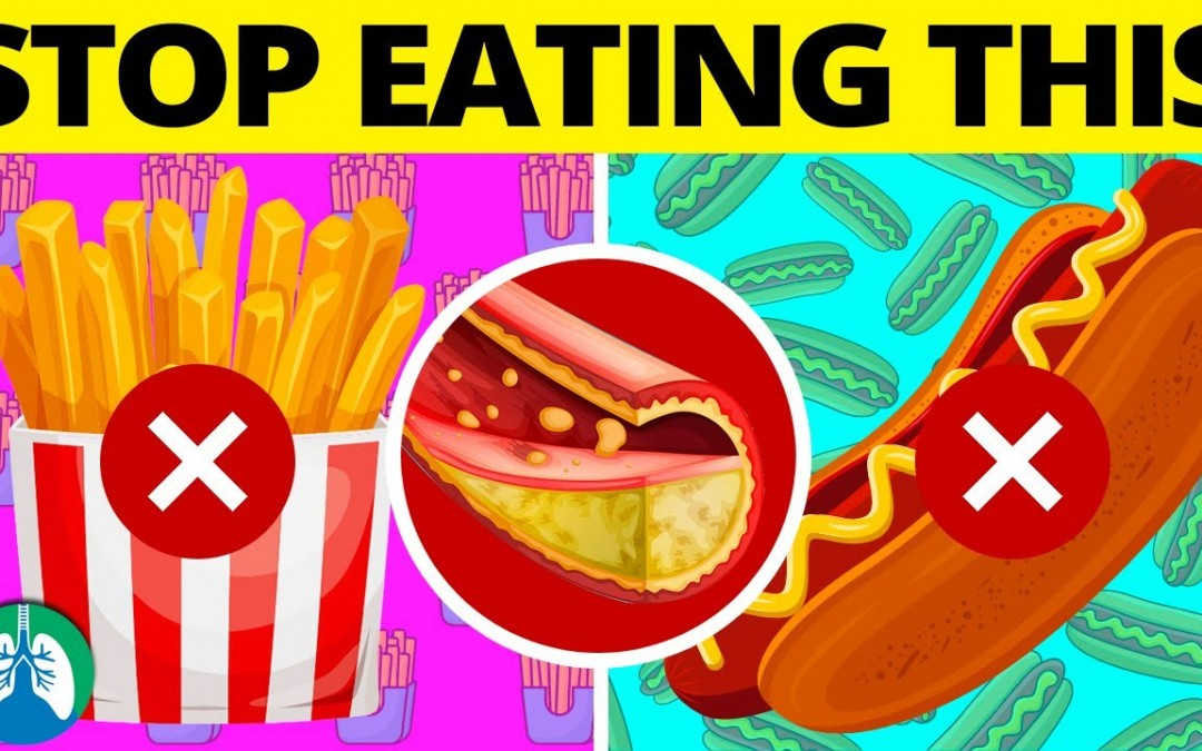 Top 10 Worst Foods for Your Arteries that Can Cause a Heart Attack