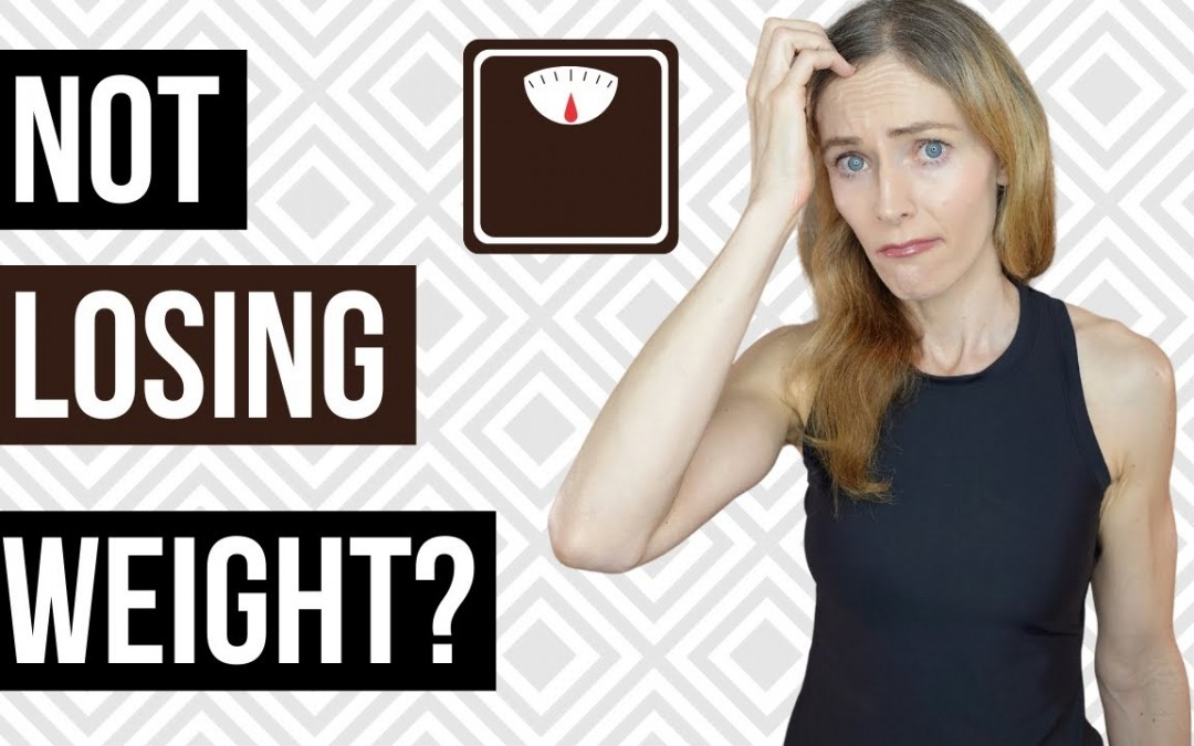 Working Out But NOT Losing Weight? Here's Why!