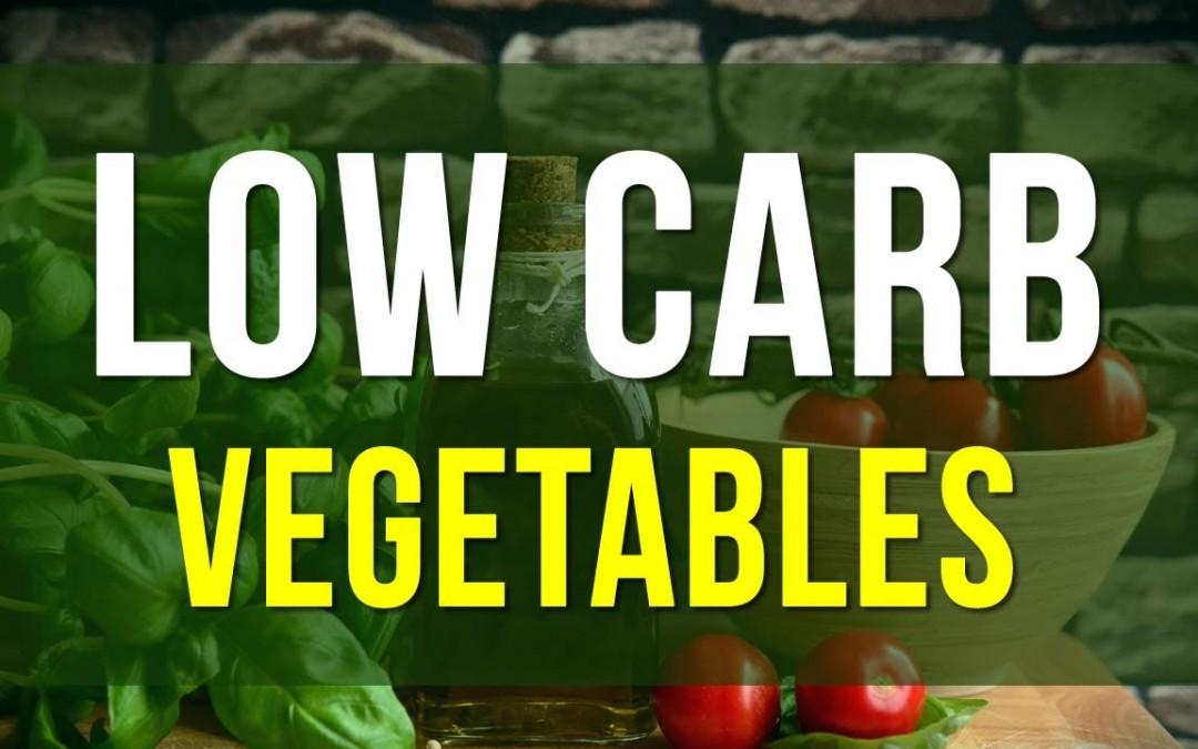Best Low-Carb Vegetables