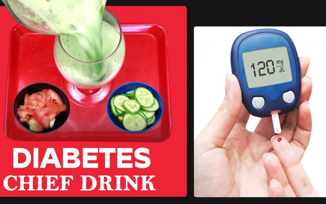 Chief Drink For Diabetes
