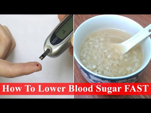 How To Lower Your Blood Sugar FAST & Naturally – 5 Powerful Tips for Fighting Diabetes!