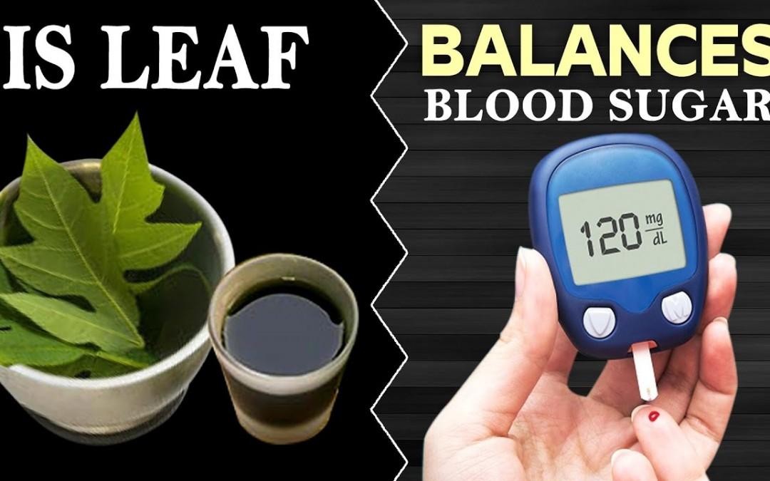 Is Leaf Balances Blood Sugar | Orange Health
