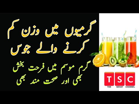 Summer Weight Loss Drinks   How To Lose Weight Fast – Fat Cutter Drink Urdu Hindi